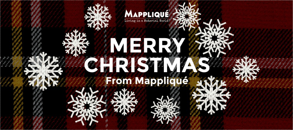Merry Christmas from Mappliqué