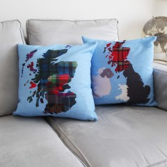 New Mapplique Country Cushions